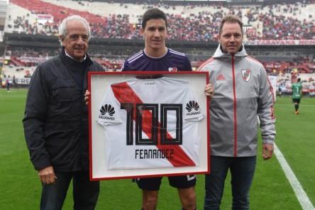 Ignacio Fernández queda fuera del Superclásico ante Boca Juniors por lesión