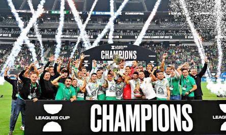 Mena comanda a León al título de la Leagues Cup
