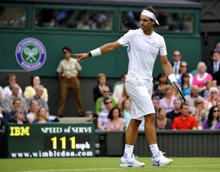 """Nadal: """"Federer es el máximo favorito en Wimbledon, sin lugar a dudas"""""""