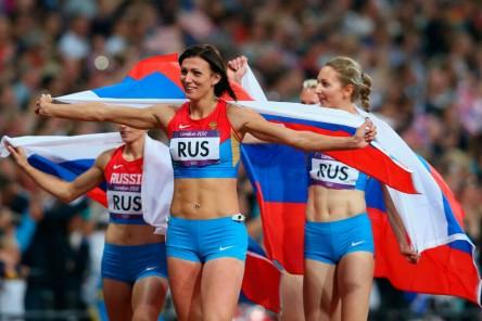 La IAAF autoriza a 21 atletas rusos a competir como neutrales