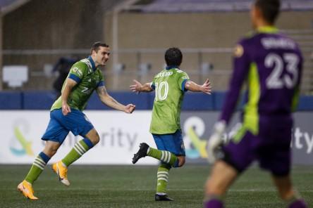 Sounders siguen avanzando en la MLS