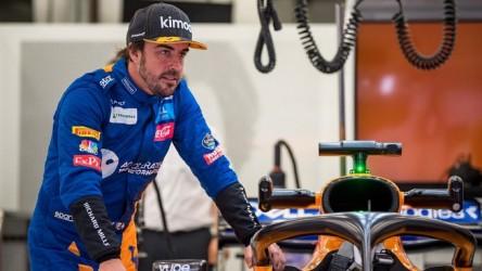 """Alonso: """"Tengo una idea clara de lo que voy a hacer y no es la Fórmula Uno"""""""