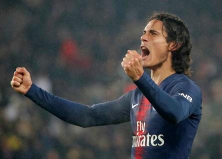 El PSG se venga del Guingamp con una goleada histórica; el Mónaco se estrella