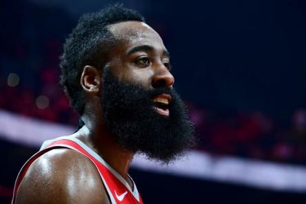 Harden, otra marca superada, y Rockets encabezan triunfos de los favoritos (Resumen)
