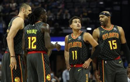 Los Hawks mantienen sin triunfo a los Cavaliers