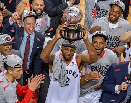 Raptors hacen historia al pasar por primera vez a la final de la NBA