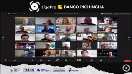 En el Consejo de Presidentes de la LIGAPRO se confirmó el plan B para el 2020