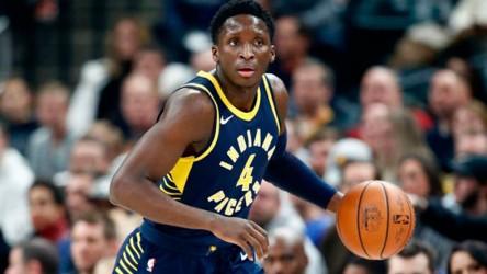 Pacers confirman que Oladipo estará en Orlando, pero no jugará con el equipo