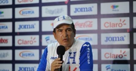 Pinto se despide de Honduras diciendo que no le falló