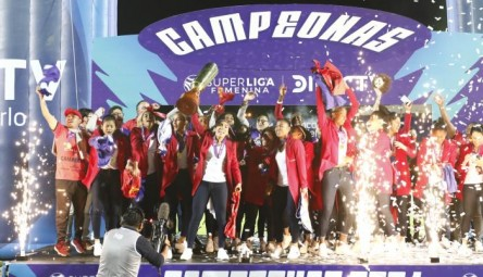 Deportivo Cuenca se corona campeón de la Superliga Femenina