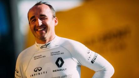 Kubica pilotará el Renault RS17 en los test de Hungría