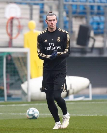 Bale entra en una convocatoria sin Vinicius