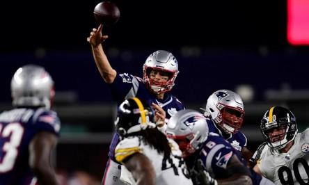 Patriots y 49ers dominan la liga; Bengals primer eliminado