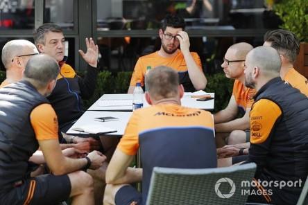 McLaren despedirá a 1.200 personas por la crisis del coronavirus