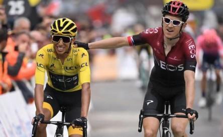 Bernal no sabe si correrá el próximo Tour de Francia