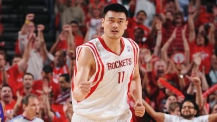 Yao Ming desmiente supuesto interés en comprar los Houston Rockets