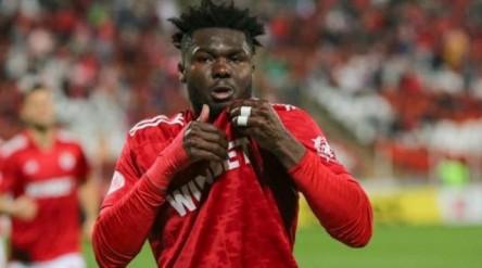Jordy Caicedo podría dejar el fútbol búlgaro