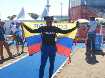 España, Ecuador y Cuba festejan en última jornada de atletismo de los Juegos