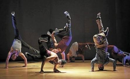 "El ""breakdance"", del Bronx al Olimpo"