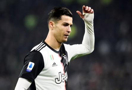 Cristiano, fuera de la lista del Juventus Turín ante el Atalanta
