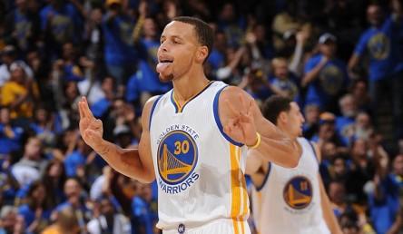 Los Warriors, de récord, ya son los mejores en el Oeste; Bucks no ceden (Resumen)