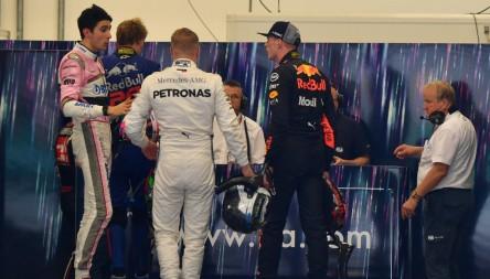 """Verstappen sancionado con dos días de """"servicio público"""" tras el GP de Brasil"""