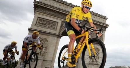 El Tour podría vetar a Froome si no se resuelve su caso