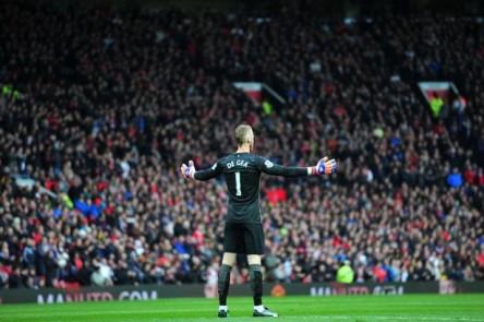 De Gea renueva con el Manchester United hasta 2023, con opción a un año más