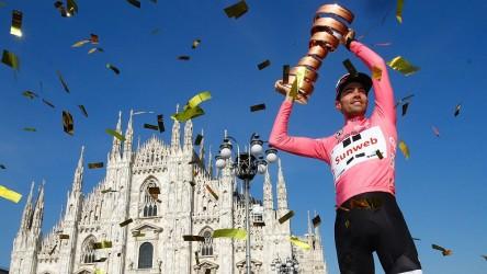 El Giro 2020 iniciará con tres etapas en Hungría