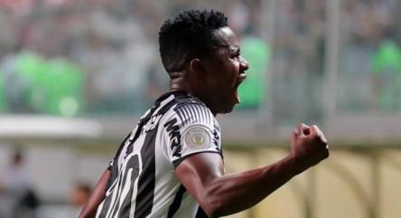 'Juanito' marcó, pero no le alcanzó a Atlético Mineiro