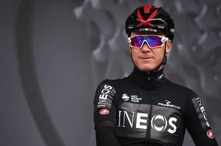 Froome peleará por liderar el Ineos en el Tour