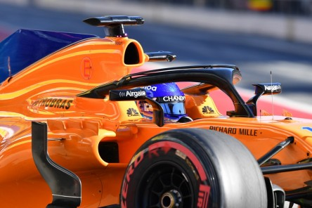Alonso no espera mejoras radicales del coche en el Gran Premio de Azerbaiyán