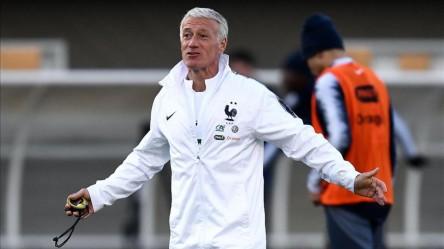 """Deschamps ve a Zidane como seleccionador """"algún día"""""""