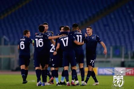'Felipao' no estuvo presente en victoria de Lazio
