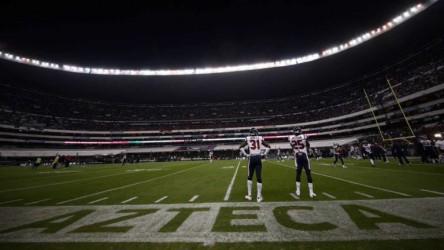 México y Londres recibirán partidos de la NFL en el 2019