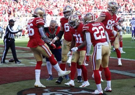 49ers confirman pronósticos; Titans, los rompen al pasar a Ronda Conferencia