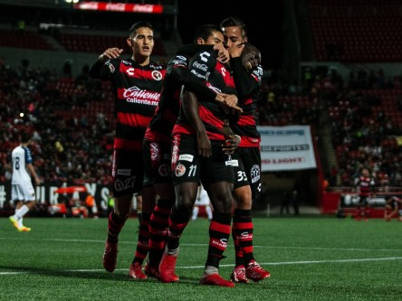 La 'Culebra' Castillo marcó en empate de Xolos