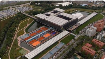 La Caja Mágica, primer escenario de la nueva Copa Davis