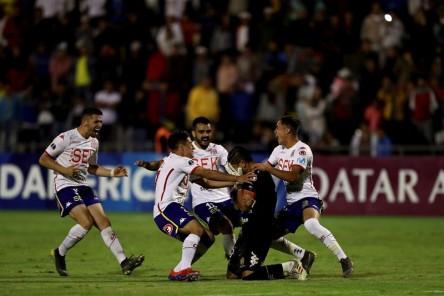 (1-1) Los penales dejan a Mushuc Runa fuera de la Sudamericana