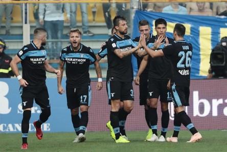 """Lazio no falla con """"Felipao"""" en la banca"""