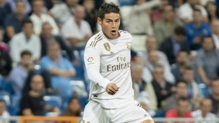 """Ancelotti: """"Creo que James Rodríguez se quedará en el Real Madrid"""""""