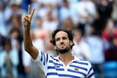 Feliciano López defenderá su título en Queen's