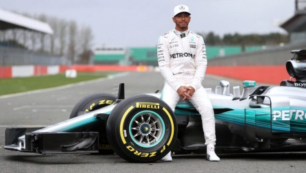 Lewis Hamilton está convencido de que renovará su contrato con Mercedes