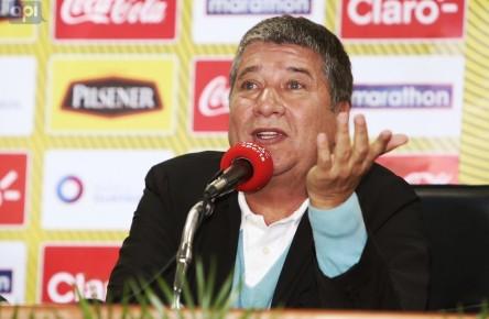 """A la selección ecuatoriana """"vendrán los que quieran la gloria"""": 'Bolillo' Gómez"""