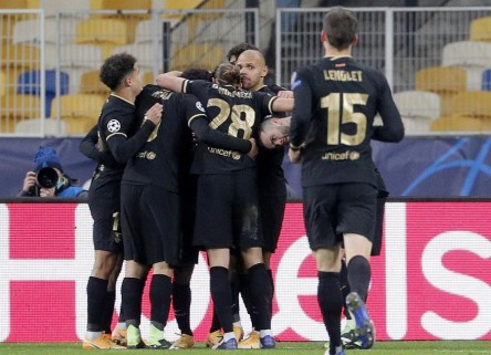 Barcelona, Sevilla, Chelsea y Juventus cumplen y pasan, Haaland se exhibe (Resumen)