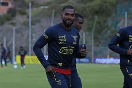 ¿Gabriel Achilier a Liga de Portoviejo?