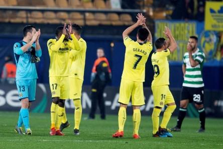 (1-1) El Villarreal alcanza los octavos con más apuros de lo previsto
