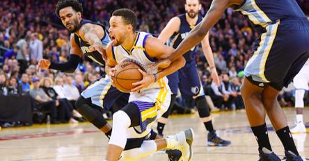 Warriors, primer equipo que clasifica para los playoffs; Rockets baten marcas (Resumen)