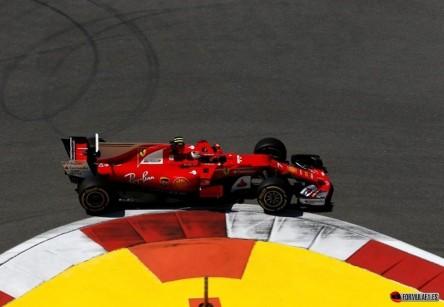Raikkonen, el más rápido en la primera sesión de entrenamientos libres