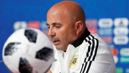 La AFA dice que no habló con ningún entrenador para reemplazar a Sampaoli